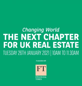 Changing World - The Next Chapter for UK Real Estate